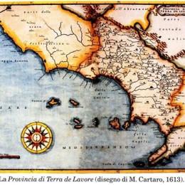 Terra di Lavoro di Gioacchino Murat (1811)