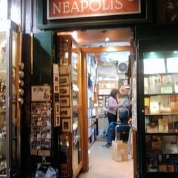 NOVITA EDITORIALI LIBRERIA NEAPOLIS