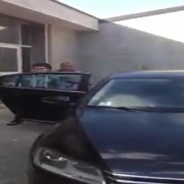 Bacoli, l'auto blu del sindaco per…………….