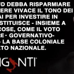 PAOLO MENCACCI. UNO SGUARDO ALLA RIVOLUZIONE ITALIANA (quarta parte)