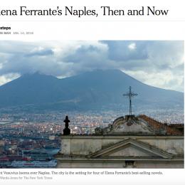 ALL'ESTERO APPREZZANO L'ITALIA MENTRE IN ITALIA…………..