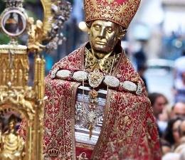 1527 Quando Napoli Fece Voto A San Gennaro