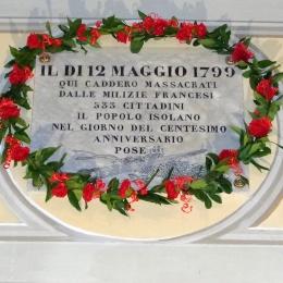 12 MAGGIO 2018, GIORNATA DELLA MEMORIA AD ISOLA DEL LIRI