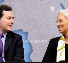 L'ingerenza dell' FMI sul Brexit è una furbata scandalosa