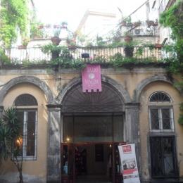 L'antica ambasciata veneziana a Napoli