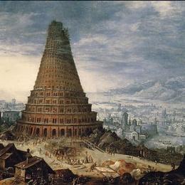 La Torre di Babele simbolo eterno dell'antipolitica