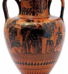 L'oro del Mediterraneo, la mostra di reperti archeologici dall'Italia in Cina