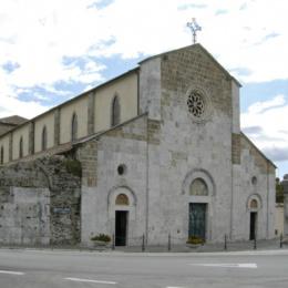 Sora, Alta Terra di Lavoro, Abbazia di San Domenico