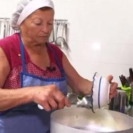 La Sig.ra Delia il Monzù al Femminile