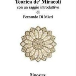 Nicola Fergola, Teorica de' Miracoli esposta con metodo dimostrativo.