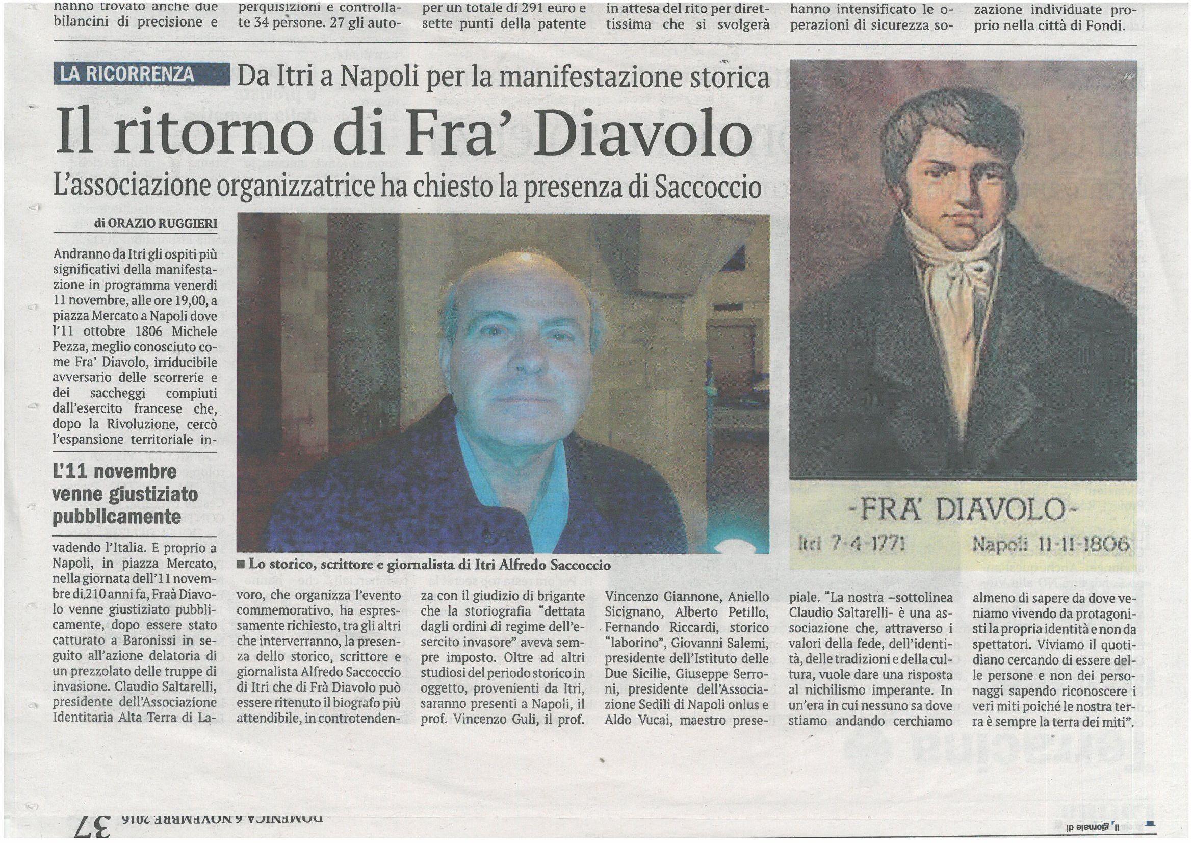 Articolo Saccoccio Fra Diavolo1