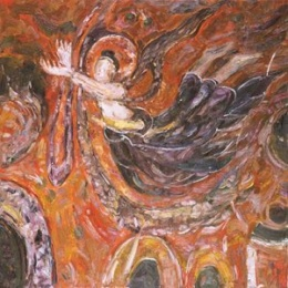 La mostra/Il pellegrino Xianfei al Museo archeologico di Napoli