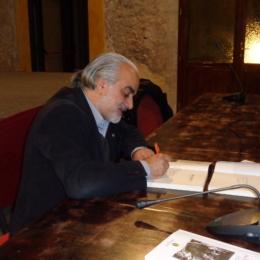 FERNANDO RICCARDI L'UNICO EREDE DI FRANCO MOLFESE