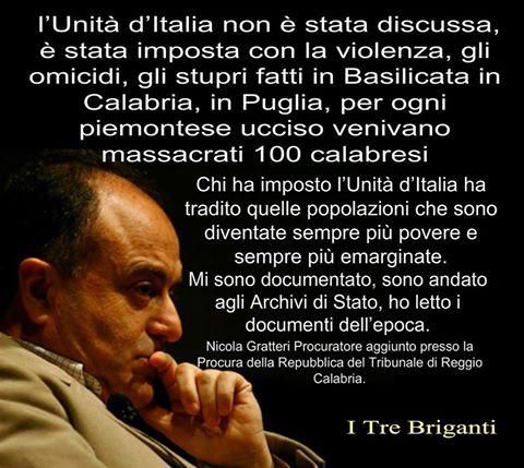 Gratteri unita italia