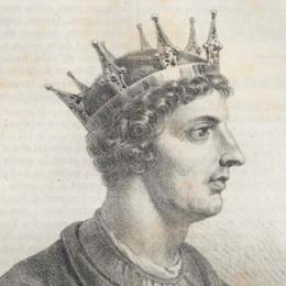 Ladislao I Re di Napoli e la sua Visione
