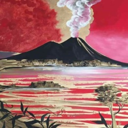 Eruzione del Vesuvio e distruzione di Pompei – Eruption of Vesuvius and destruction of Pompeii