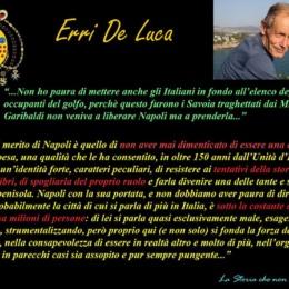 Erri De Luca: Garibaldi ha invaso Napoli, non l'ha liberata