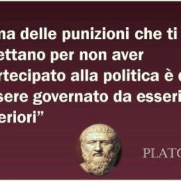 Platone, (427 – 348 a.C.) La Repubblica, libro VIII