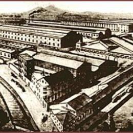La mostra industriale del 1853