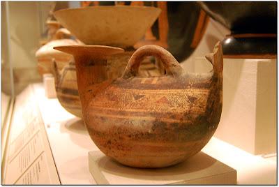 Terracotta askos 02