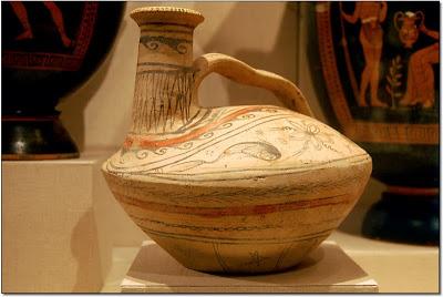 Terracotta askos 03