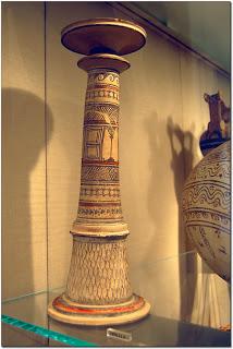 Terracotta thymiaterion