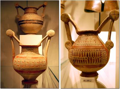 Terracotta trozella