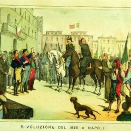 Carboneria e Murattiani nei moti del 1820-1821