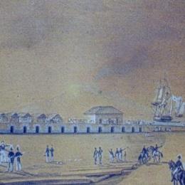VASCELLO CAPRI (ANNO 1810)