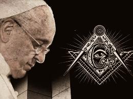 I massoni tifano per Bergoglio. Ma lui li vede come la peste