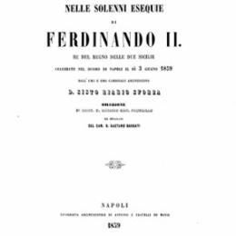 Ferdinando II Nel Ricordo di un grande Re a 158 anni dalla scomparsa