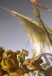 La Madonna del Rosario e la battaglia di Lepanto