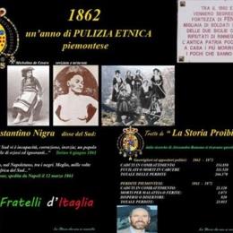 1862, un anno di PULIZIA ETNICA piemontese