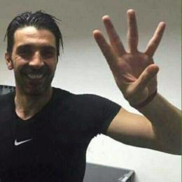 Gigi Buffon lo sportivo più sportivo……………… d'Italia