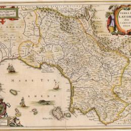 Campania, ecco l'origine (e vicissitudini) del nome della regione