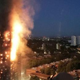 London is burning: un rogo di classe