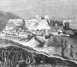 Civitella e l'eroica resistenza delle fortezze borboniche