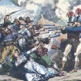Brigantaggio Insorgente del Regno delle Due Sicilie, il Sud non c'entra nulla.
