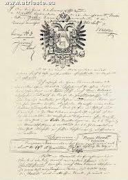 Al Sig. Barone di Beust  Ministro degli Affari Esteri a Dresda