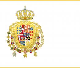L'ultima bandiera del Regno di Napoli