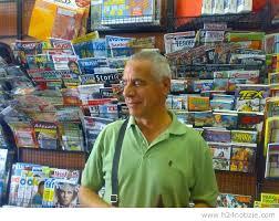 Paolo Manzi, uno scrittore Itrano, alta Terra di Lavoro, visto da Alfredo Saccoccio