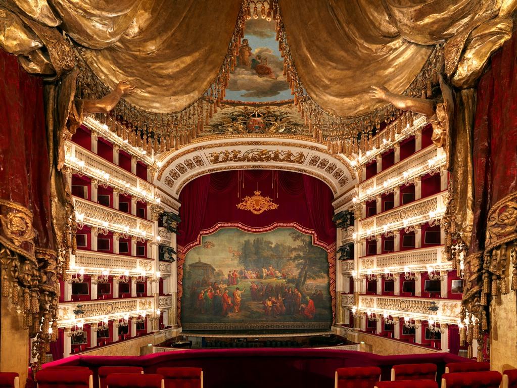 Teatro di San Carlo. 2009