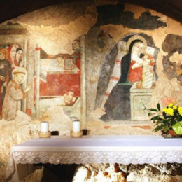 Il presepio secondo san Francesco