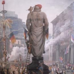 1799, l'armistizio di Sparanisi della Regia Città di Calvi