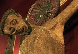 Crocifisso miracoloso del Carmine