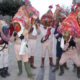 Il Carnevale di Aliano e le sue maschere cornute