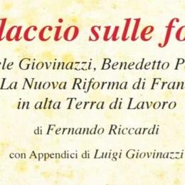 """""""Col laccio sulle forche"""" al palazzo della Provincia di Frosinone"""