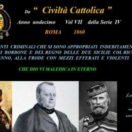 OSSERVAZIONI, E GIUDIZI LIBERATESCHI…SEMPRE SUL RISORGIMENTO ITALIANO