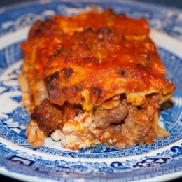 La Lasagna napoletana, re Lasagna e la ricetta di Cavalcanti