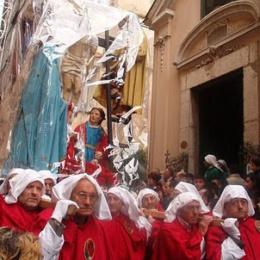 SABATO SANTO – Processione della Deposizione e della Pietà al Ducato di Sessa